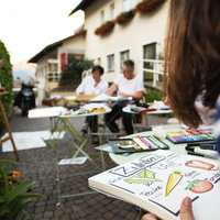 Draw & Cook & Eat